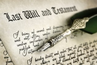 living will, estate planning